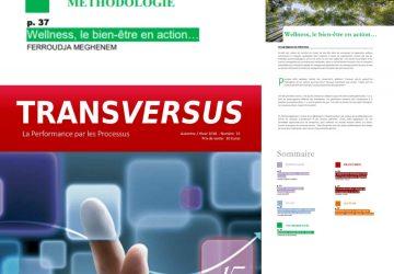 Article Transversus - Par Ferroudja Meghenem