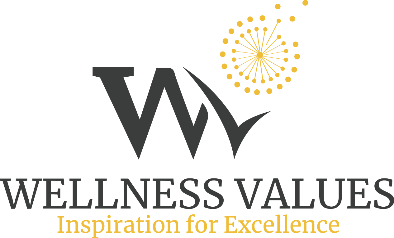 Logo de Wellness Values